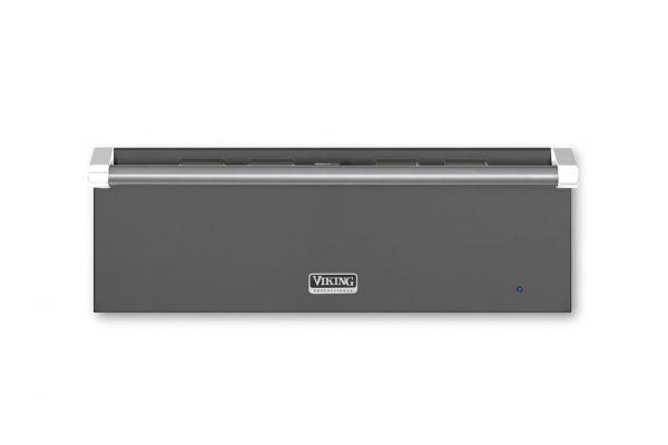 """Large image of Viking 30"""" Professional 5 Series Damascus Grey Warming Drawer - VWD530DG"""