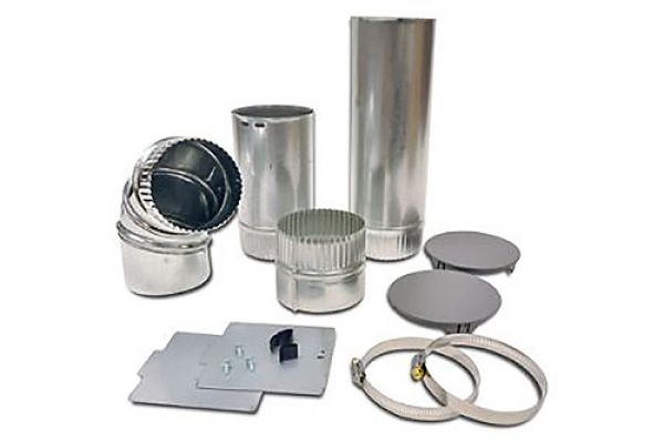 Whirlpool 4-Way Dryer Vent Kit - W10323246