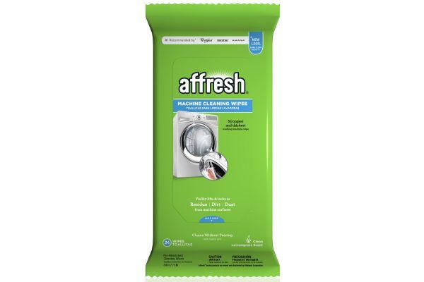 Large image of Whirlpool Affresh Washing Machine Cleaning Wipes - W10355053
