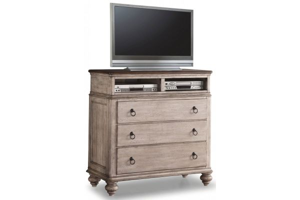 Large image of Flexsteel Plymouth Media Chest - W1047-866