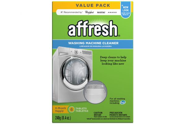 Whirlpool Affresh 6 Count Washer Cleaner - W10501250
