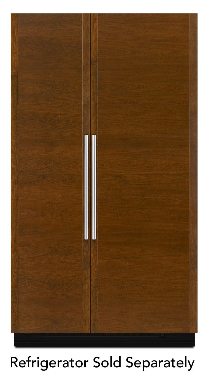 Jennair Obsidian Armoire Style Door Panel Kit W10663565