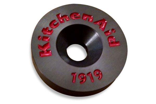 KitchenAid Black Handle Medallions - W10846206