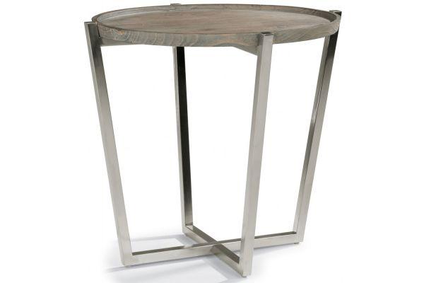 Large image of Flexsteel Platform End Table - W1433-01