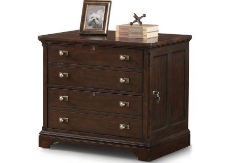 Flexsteel Walnut Creek Lateral File Cabinet - W1321-716