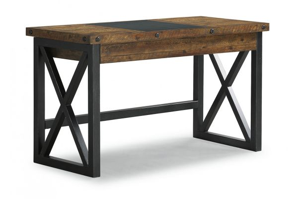 Large image of Flexsteel Carpenter Lift Top Writing Desk - W6722-733