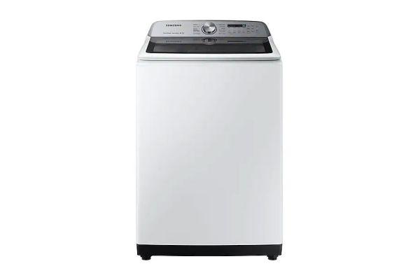 Samsung White Top Load Washer - WA50R5400AW
