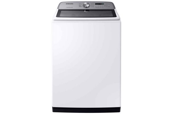 Samsung 5.4 Cu. Ft. White Top Load Washer - WA54R7200AW