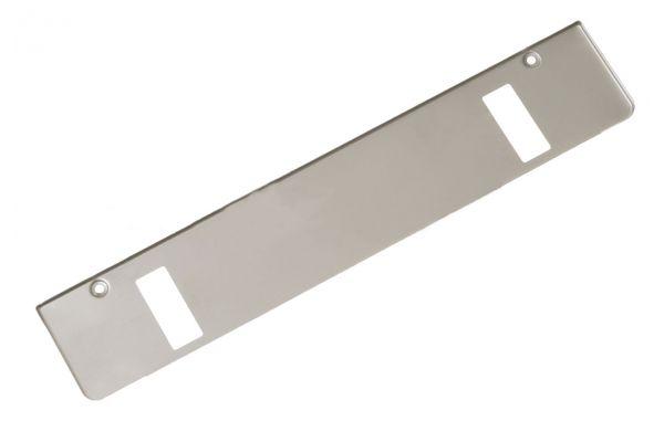 Large image of GE Stainless Steel Toe-Kick Door ASM - WC17X10019