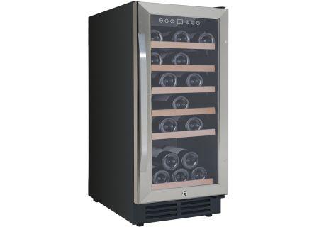 Avanti - WC3015S3S - Wine Refrigerators and Beverage Centers