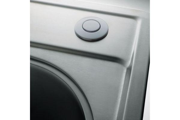 Large image of Franke Satin Nickel Air Switch - WD3428SN