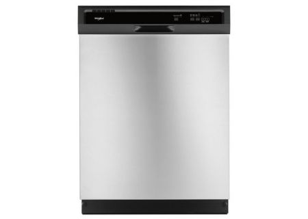 Whirlpool Heavy-Duty Stainless Steel Built-In Dishwasher - WDF330PAHS