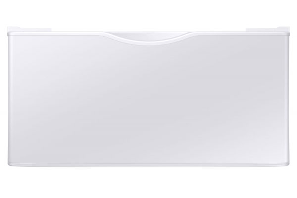 """Large image of Samsung 27"""" White Washer Or Dryer Pedestal - WE402NW/A3"""