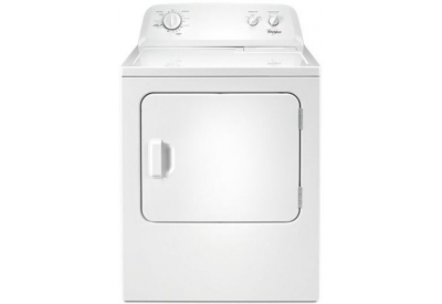 Whirlpool - WED4616FW - Electric Dryers