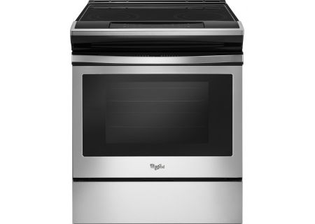 Whirlpool - WEE510S0FS - Slide-In Electric Ranges