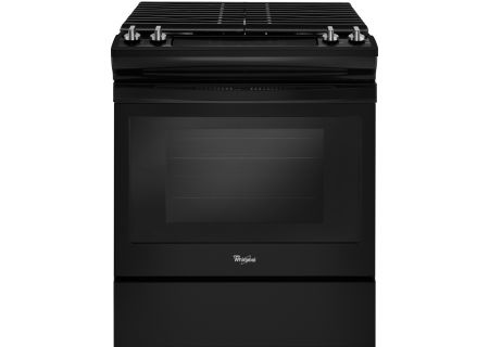 Whirlpool - WEG515S0FB - Slide-In Gas Ranges