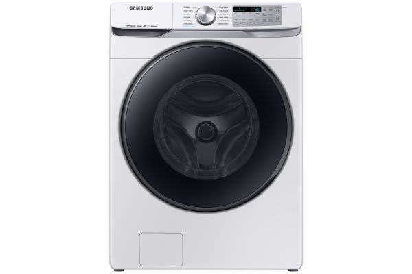 Samsung 5.0 Cu. Ft. White Front Load Steam Washer - WF50R8500AW/US