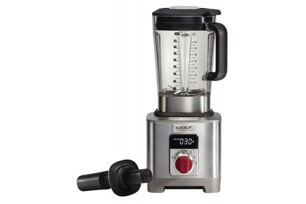 Large image of Wolf Gourmet High Performance Stainless Steel Blender - WGBL100S