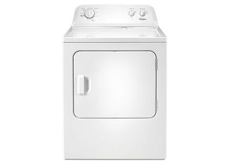 Whirlpool - WGD4616FW - Gas Dryers