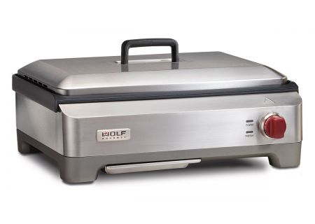 Wolf Gourmet Stainless Steel Precision Griddle - WGGR100S