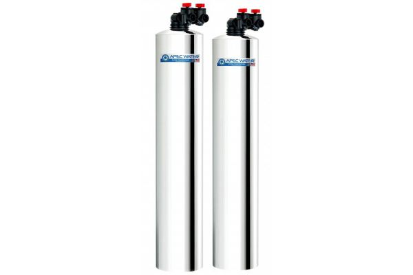 Large image of APEC Whole House Water Filter And Salt Free Water Conditioner Systems For 3-6 Bathrooms - WH-SOLUTION-15