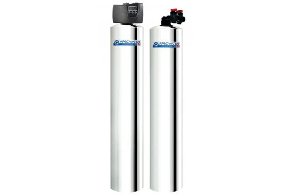 Large image of APEC Whole House Water Filter And Salt Free Water Conditioner Systems For 3-6 Bathrooms - WH-SOLUTION-MAX15