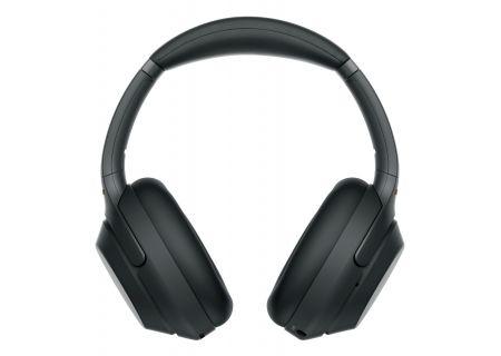 Sony Black Wireless Noise Cancelling Overhead Headphones - WH1000XM3/B