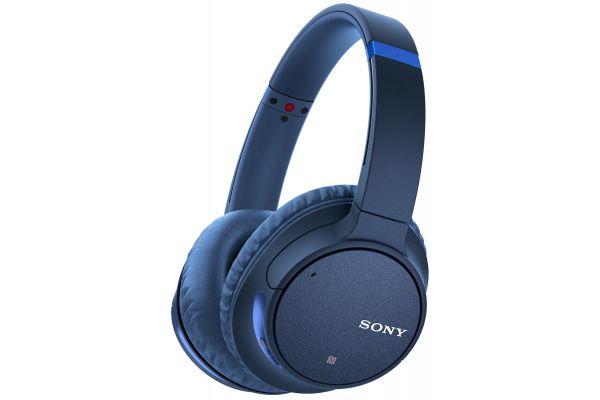 Sony Blue Over-Ear Wireless Noise Canceling Headphones - WH-CH700N/L