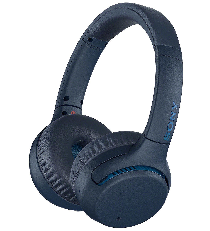 ffd7a3e354c Sony Blue Wireless Extra Bass Headphones - WH-XB700/L