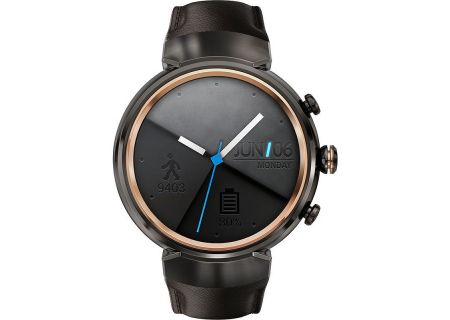 ASUS - WI503Q-GL-DB - Smartwatches