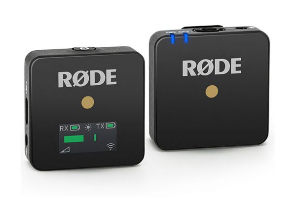 Large image of RODE Compact Wireless Microphone System - WIGO