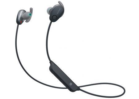 Sony - WI-SP600N/B - Earbuds & In-Ear Headphones