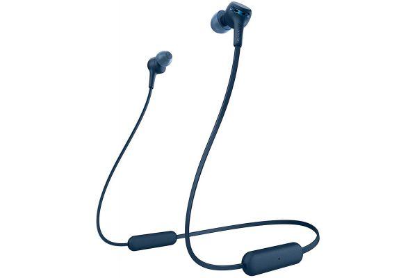 Sony Blue EXTRA BASS Wireless In-Ear Headphones - WIXB400/L