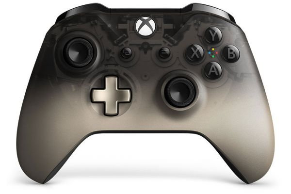 Microsoft Xbox Special Edition Phantom Black Wireless Controller - WL3-00100