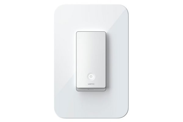 Large image of Belkin Wemo 3-Way Smart Light Switch - WLS0403