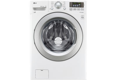 LG - WM3270CW - Front Load Washing Machines