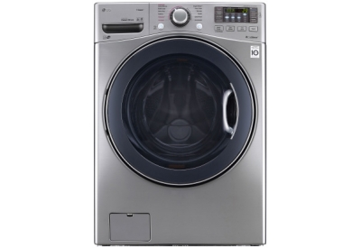 LG - WM3770HVA - Front Load Washing Machines