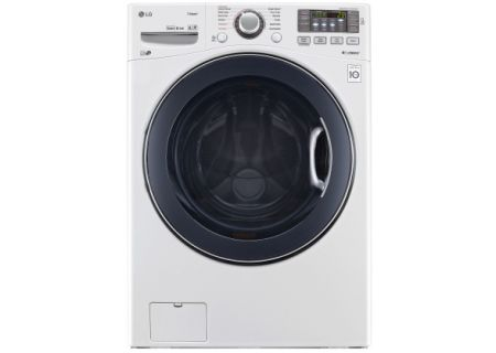 LG - WM3770HWA - Front Load Washing Machines