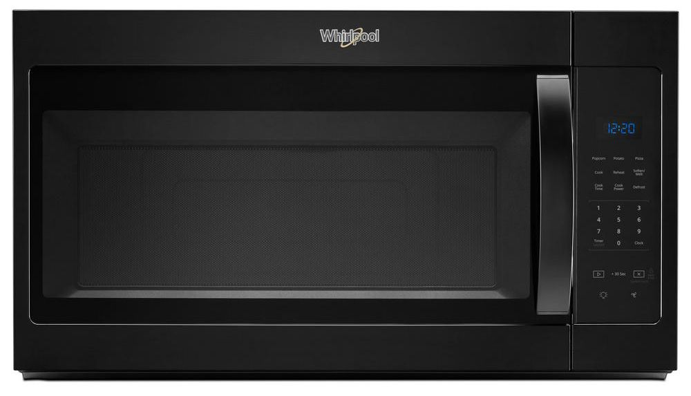 Black Over The Range Microwave