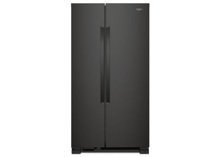 Whirlpool - WRS315SNHB - Side-by-Side Refrigerators