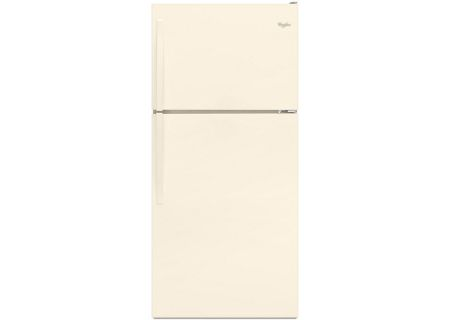 Whirlpool Bisque Top Freezer Refrigerator - WRT108FZDZ