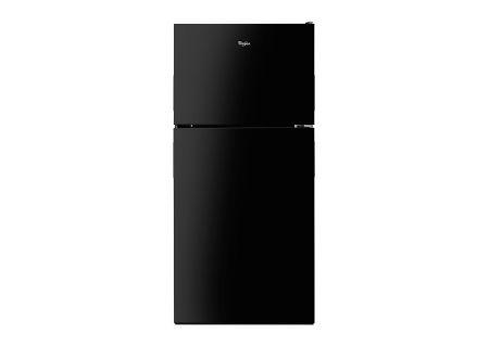 Whirlpool Black Top Freezer Refrigerator - WRT348FMEB