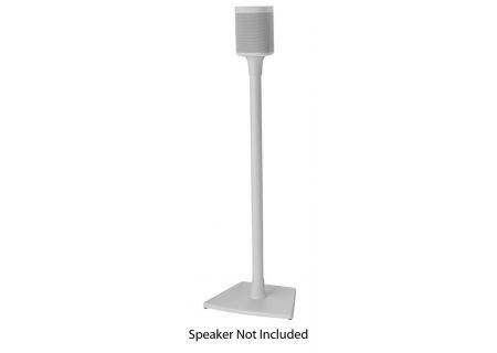 Sanus White Wireless Speaker Stand - WSS21-W1