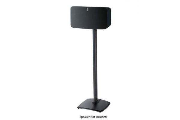 Sanus Black Wireless Speaker Stand (Each) - WSS51-B1