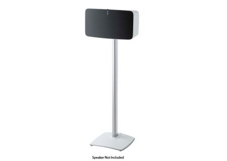 Sanus White Wireless Speaker Stands - WSS51-W1