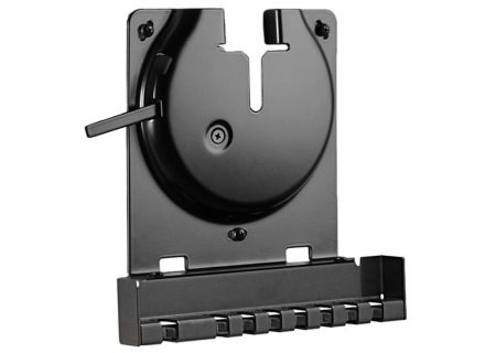 Sanus Black Slim Wall Mount Design For Sonos Amp (Each) - WSSCAM1-B2