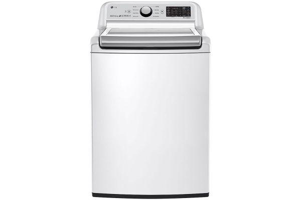 Large image of LG Top Loader Washing Machine - WT7300CW