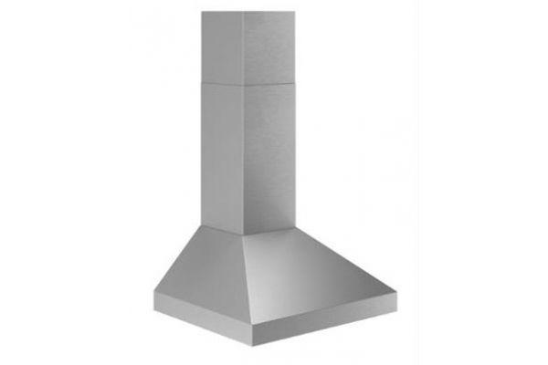 "Large image of Best Fuori-Periphery 48"" Stainless Steel Outdoor Chimney Range Hood - WTD9M48SB"