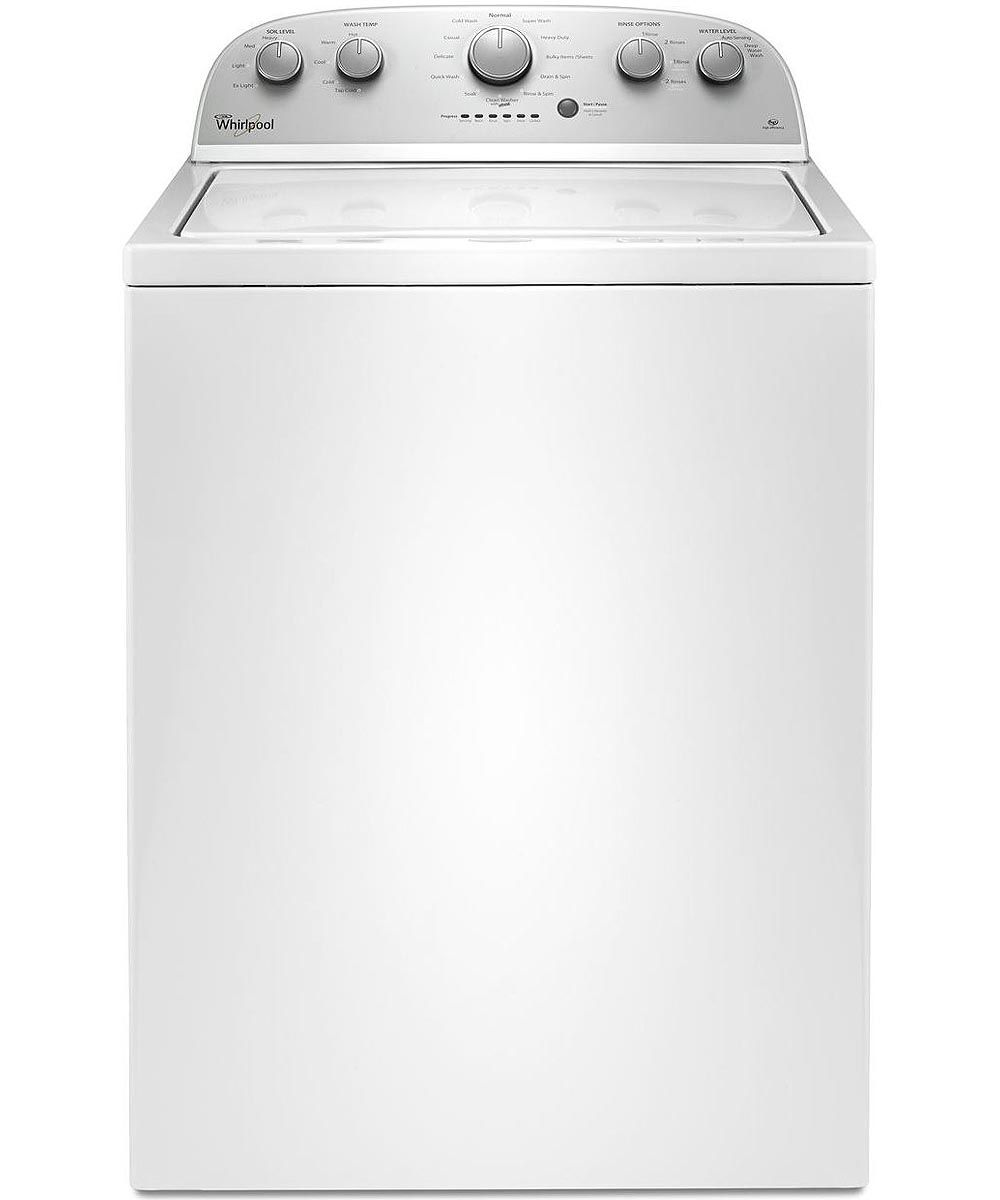 Whirlpool White Top Load Washer Wtw4816fw