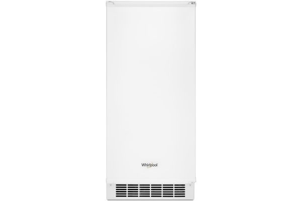 "Whirlpool 15"" White Ice Maker - WUI75X15HW"